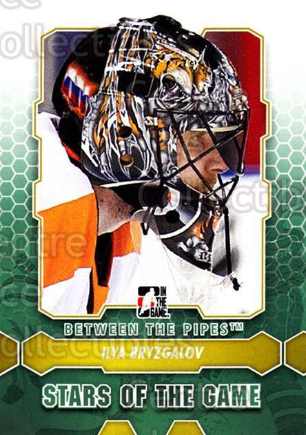 2012-13 Between The Pipes #87 Ilya Bryzgalov<br/>11 In Stock - $1.00 each - <a href=https://centericecollectibles.foxycart.com/cart?name=2012-13%20Between%20The%20Pipes%20%2387%20Ilya%20Bryzgalov...&quantity_max=11&price=$1.00&code=542157 class=foxycart> Buy it now! </a>