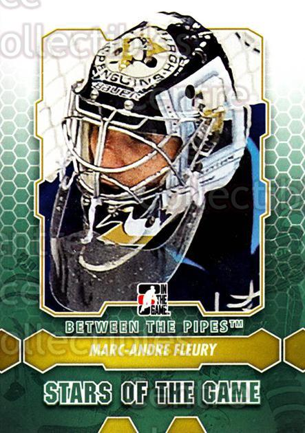 2012-13 Between The Pipes #91 Marc-Andre Fleury<br/>11 In Stock - $2.00 each - <a href=https://centericecollectibles.foxycart.com/cart?name=2012-13%20Between%20The%20Pipes%20%2391%20Marc-Andre%20Fleu...&quantity_max=11&price=$2.00&code=542161 class=foxycart> Buy it now! </a>