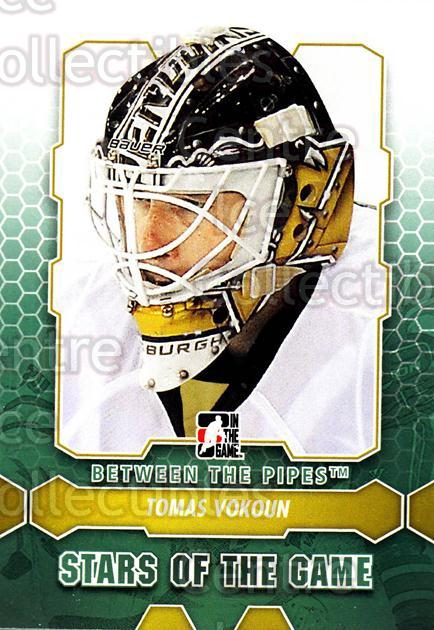 2012-13 Between The Pipes #96 Tomas Vokoun<br/>10 In Stock - $1.00 each - <a href=https://centericecollectibles.foxycart.com/cart?name=2012-13%20Between%20The%20Pipes%20%2396%20Tomas%20Vokoun...&quantity_max=10&price=$1.00&code=542166 class=foxycart> Buy it now! </a>
