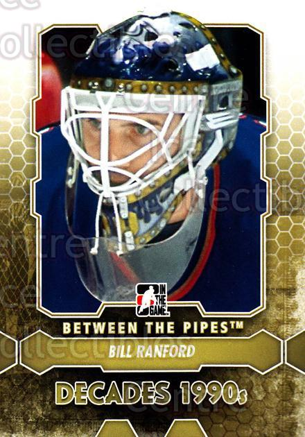 2012-13 Between The Pipes #98 Bill Ranford<br/>8 In Stock - $1.00 each - <a href=https://centericecollectibles.foxycart.com/cart?name=2012-13%20Between%20The%20Pipes%20%2398%20Bill%20Ranford...&quantity_max=8&price=$1.00&code=542168 class=foxycart> Buy it now! </a>