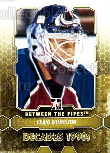 2012-13 Between The Pipes #104 Craig Billington<br/>8 In Stock - $1.00 each - <a href=https://centericecollectibles.foxycart.com/cart?name=2012-13%20Between%20The%20Pipes%20%23104%20Craig%20Billingto...&quantity_max=8&price=$1.00&code=542174 class=foxycart> Buy it now! </a>