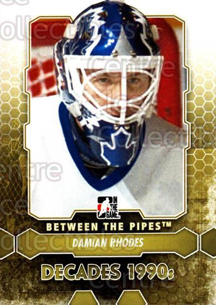 2012-13 Between The Pipes #106 Damian Rhodes<br/>9 In Stock - $1.00 each - <a href=https://centericecollectibles.foxycart.com/cart?name=2012-13%20Between%20The%20Pipes%20%23106%20Damian%20Rhodes...&quantity_max=9&price=$1.00&code=542176 class=foxycart> Buy it now! </a>