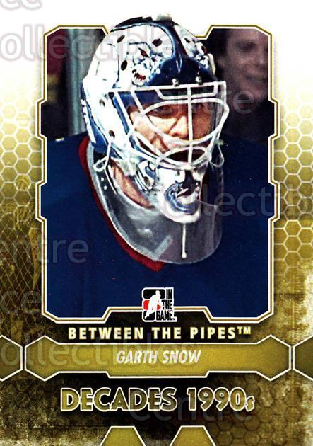 2012-13 Between The Pipes #110 Garth Snow<br/>8 In Stock - $1.00 each - <a href=https://centericecollectibles.foxycart.com/cart?name=2012-13%20Between%20The%20Pipes%20%23110%20Garth%20Snow...&quantity_max=8&price=$1.00&code=542180 class=foxycart> Buy it now! </a>