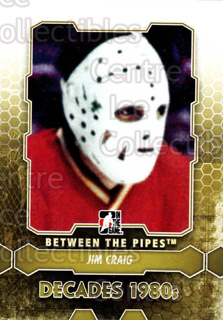 2012-13 Between The Pipes #131 Jim Craig<br/>5 In Stock - $1.00 each - <a href=https://centericecollectibles.foxycart.com/cart?name=2012-13%20Between%20The%20Pipes%20%23131%20Jim%20Craig...&quantity_max=5&price=$1.00&code=542201 class=foxycart> Buy it now! </a>