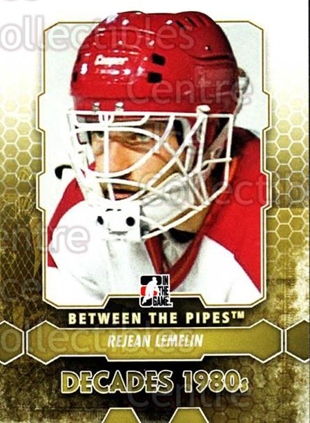 2012-13 Between The Pipes #138 Rejean Lemelin<br/>8 In Stock - $1.00 each - <a href=https://centericecollectibles.foxycart.com/cart?name=2012-13%20Between%20The%20Pipes%20%23138%20Rejean%20Lemelin...&quantity_max=8&price=$1.00&code=542208 class=foxycart> Buy it now! </a>
