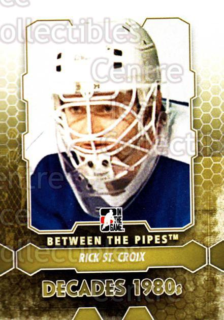 2012-13 Between The Pipes #141 Rick St. Croix<br/>8 In Stock - $1.00 each - <a href=https://centericecollectibles.foxycart.com/cart?name=2012-13%20Between%20The%20Pipes%20%23141%20Rick%20St.%20Croix...&quantity_max=8&price=$1.00&code=542211 class=foxycart> Buy it now! </a>