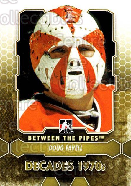 2012-13 Between The Pipes #143 Doug Favell<br/>7 In Stock - $1.00 each - <a href=https://centericecollectibles.foxycart.com/cart?name=2012-13%20Between%20The%20Pipes%20%23143%20Doug%20Favell...&quantity_max=7&price=$1.00&code=542213 class=foxycart> Buy it now! </a>