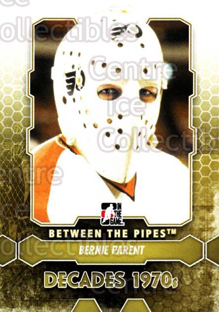 2012-13 Between The Pipes #144 Bernie Parent<br/>10 In Stock - $1.00 each - <a href=https://centericecollectibles.foxycart.com/cart?name=2012-13%20Between%20The%20Pipes%20%23144%20Bernie%20Parent...&quantity_max=10&price=$1.00&code=542214 class=foxycart> Buy it now! </a>