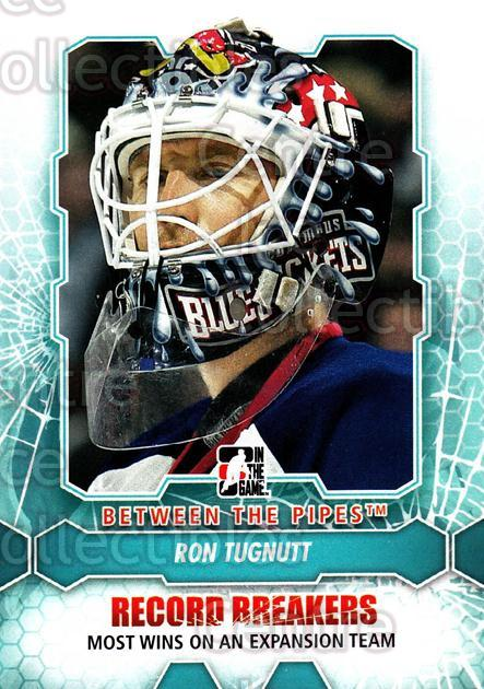 2012-13 Between The Pipes #190 Ron Tugnutt<br/>7 In Stock - $1.00 each - <a href=https://centericecollectibles.foxycart.com/cart?name=2012-13%20Between%20The%20Pipes%20%23190%20Ron%20Tugnutt...&quantity_max=7&price=$1.00&code=542260 class=foxycart> Buy it now! </a>