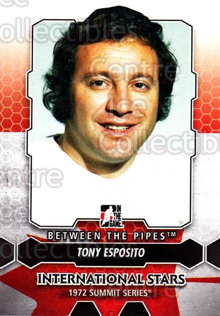 2012-13 Between The Pipes #192 Tony Esposito<br/>6 In Stock - $2.00 each - <a href=https://centericecollectibles.foxycart.com/cart?name=2012-13%20Between%20The%20Pipes%20%23192%20Tony%20Esposito...&quantity_max=6&price=$2.00&code=542262 class=foxycart> Buy it now! </a>