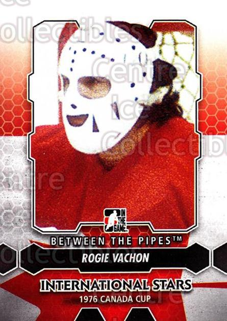 2012-13 Between The Pipes #193 Rogie Vachon<br/>6 In Stock - $1.00 each - <a href=https://centericecollectibles.foxycart.com/cart?name=2012-13%20Between%20The%20Pipes%20%23193%20Rogie%20Vachon...&quantity_max=6&price=$1.00&code=542263 class=foxycart> Buy it now! </a>