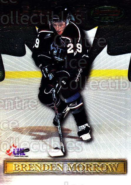 1997 Bowman CHL Bowmans Best #16 Brenden Morrow<br/>5 In Stock - $3.00 each - <a href=https://centericecollectibles.foxycart.com/cart?name=1997%20Bowman%20CHL%20Bowmans%20Best%20%2316%20Brenden%20Morrow...&quantity_max=5&price=$3.00&code=54455 class=foxycart> Buy it now! </a>
