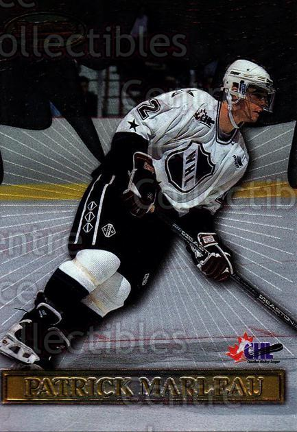 1997 Bowman CHL Bowmans Best #2 Patrick Marleau<br/>6 In Stock - $2.00 each - <a href=https://centericecollectibles.foxycart.com/cart?name=1997%20Bowman%20CHL%20Bowmans%20Best%20%232%20Patrick%20Marleau...&quantity_max=6&price=$2.00&code=54456 class=foxycart> Buy it now! </a>