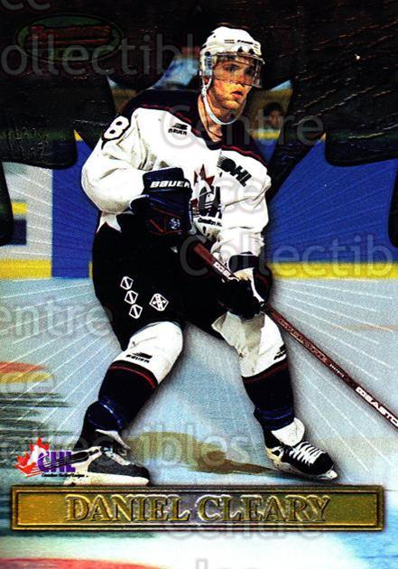 1997 Bowman CHL Bowmans Best #7 Daniel Cleary<br/>4 In Stock - $2.00 each - <a href=https://centericecollectibles.foxycart.com/cart?name=1997%20Bowman%20CHL%20Bowmans%20Best%20%237%20Daniel%20Cleary...&quantity_max=4&price=$2.00&code=54460 class=foxycart> Buy it now! </a>