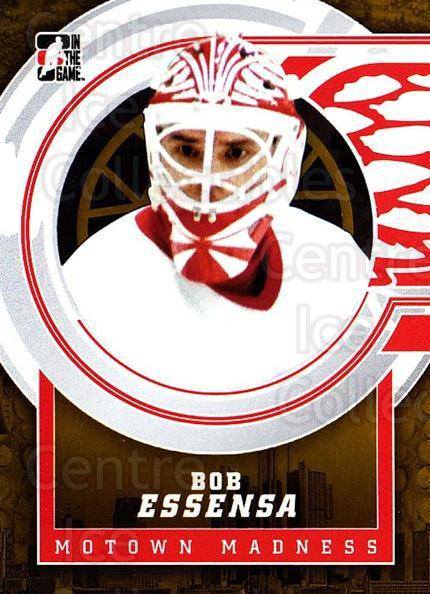 2012-13 ITG Motown Madness Gold #35 Bob Essensa<br/>2 In Stock - $10.00 each - <a href=https://centericecollectibles.foxycart.com/cart?name=2012-13%20ITG%20Motown%20Madness%20Gold%20%2335%20Bob%20Essensa...&quantity_max=2&price=$10.00&code=544796 class=foxycart> Buy it now! </a>