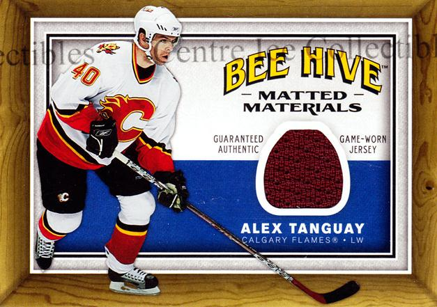 2006-07 Beehive Matted Materials #MMAT Alex Tanguay<br/>1 In Stock - $5.00 each - <a href=https://centericecollectibles.foxycart.com/cart?name=2006-07%20Beehive%20Matted%20Materials%20%23MMAT%20Alex%20Tanguay...&quantity_max=1&price=$5.00&code=546016 class=foxycart> Buy it now! </a>