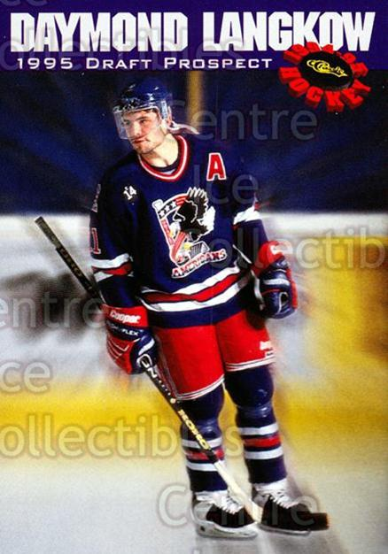 1994 Classic Hockey Draft Prospects #4 Daymond Langkow<br/>2 In Stock - $3.00 each - <a href=https://centericecollectibles.foxycart.com/cart?name=1994%20Classic%20Hockey%20Draft%20Prospects%20%234%20Daymond%20Langkow...&quantity_max=2&price=$3.00&code=548212 class=foxycart> Buy it now! </a>