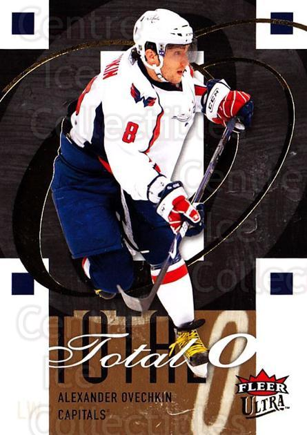 2009-10 Ultra Total O #2 Alexander Ovechkin<br/>2 In Stock - $3.00 each - <a href=https://centericecollectibles.foxycart.com/cart?name=2009-10%20Ultra%20Total%20O%20%232%20Alexander%20Ovech...&quantity_max=2&price=$3.00&code=549134 class=foxycart> Buy it now! </a>