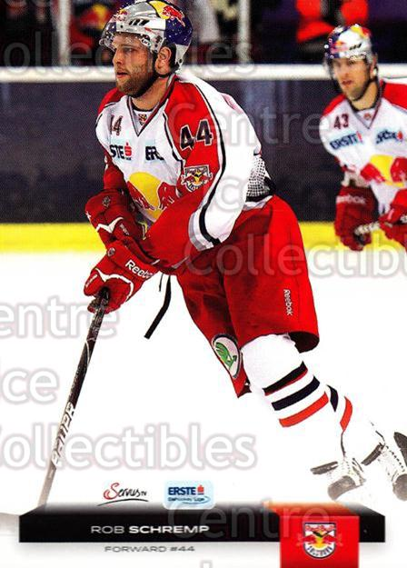 2012-13 Erste Bank Eishockey Liga EBEL #322 Rob Schremp<br/>1 In Stock - $2.00 each - <a href=https://centericecollectibles.foxycart.com/cart?name=2012-13%20Erste%20Bank%20Eishockey%20Liga%20EBEL%20%23322%20Rob%20Schremp...&quantity_max=1&price=$2.00&code=550768 class=foxycart> Buy it now! </a>