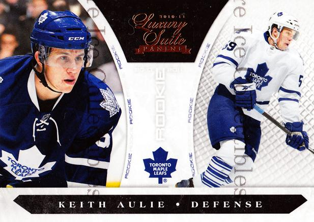 2010-11 Luxury Suite #223 Keith Aulie<br/>3 In Stock - $5.00 each - <a href=https://centericecollectibles.foxycart.com/cart?name=2010-11%20Luxury%20Suite%20%23223%20Keith%20Aulie...&quantity_max=3&price=$5.00&code=551661 class=foxycart> Buy it now! </a>
