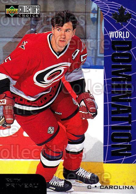 1997-98 Collectors Choice World Domination #9 Keith Primeau<br/>2 In Stock - $2.00 each - <a href=https://centericecollectibles.foxycart.com/cart?name=1997-98%20Collectors%20Choice%20World%20Domination%20%239%20Keith%20Primeau...&quantity_max=2&price=$2.00&code=55482 class=foxycart> Buy it now! </a>