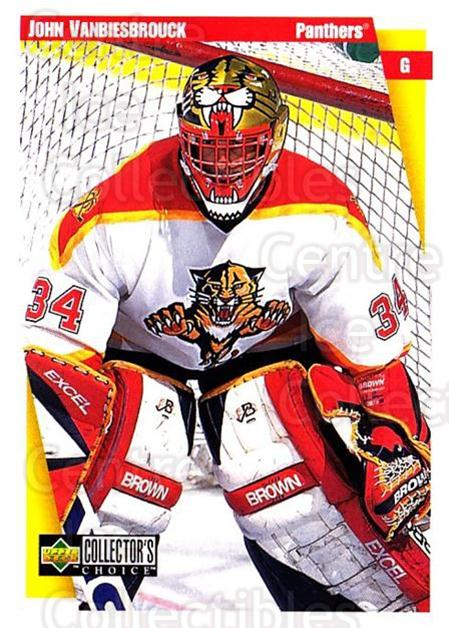 1997-98 Collectors Choice #102 John Vanbiesbrouck<br/>2 In Stock - $1.00 each - <a href=https://centericecollectibles.foxycart.com/cart?name=1997-98%20Collectors%20Choice%20%23102%20John%20Vanbiesbro...&quantity_max=2&price=$1.00&code=55487 class=foxycart> Buy it now! </a>