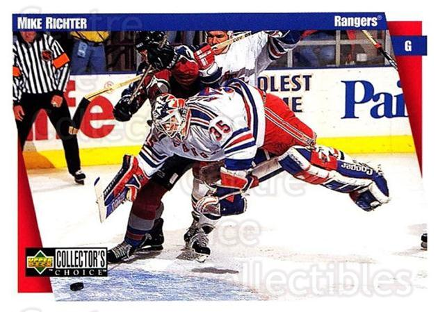 1997-98 Collectors Choice #161 Mike Richter<br/>6 In Stock - $1.00 each - <a href=https://centericecollectibles.foxycart.com/cart?name=1997-98%20Collectors%20Choice%20%23161%20Mike%20Richter...&quantity_max=6&price=$1.00&code=55550 class=foxycart> Buy it now! </a>