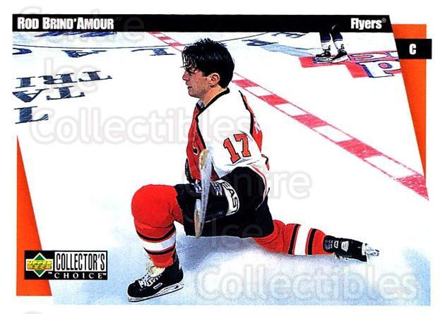1997-98 Collectors Choice #192 Rod Brind'Amour<br/>5 In Stock - $1.00 each - <a href=https://centericecollectibles.foxycart.com/cart?name=1997-98%20Collectors%20Choice%20%23192%20Rod%20Brind'Amour...&quantity_max=5&price=$1.00&code=55584 class=foxycart> Buy it now! </a>
