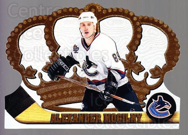 1997-98 Crown Royale #137 Alexander Mogilny<br/>4 In Stock - $1.00 each - <a href=https://centericecollectibles.foxycart.com/cart?name=1997-98%20Crown%20Royale%20%23137%20Alexander%20Mogil...&quantity_max=4&price=$1.00&code=55805 class=foxycart> Buy it now! </a>
