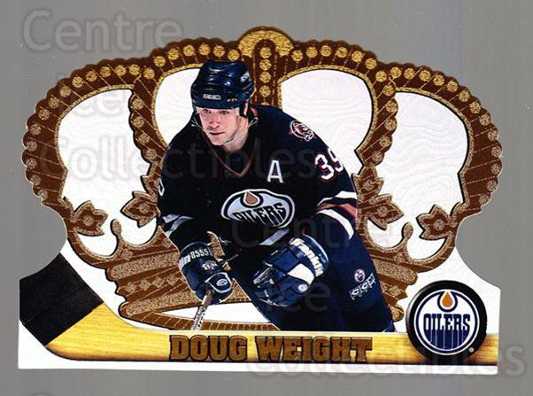 1997-98 Crown Royale #55 Doug Weight<br/>4 In Stock - $1.00 each - <a href=https://centericecollectibles.foxycart.com/cart?name=1997-98%20Crown%20Royale%20%2355%20Doug%20Weight...&quantity_max=4&price=$1.00&code=55850 class=foxycart> Buy it now! </a>