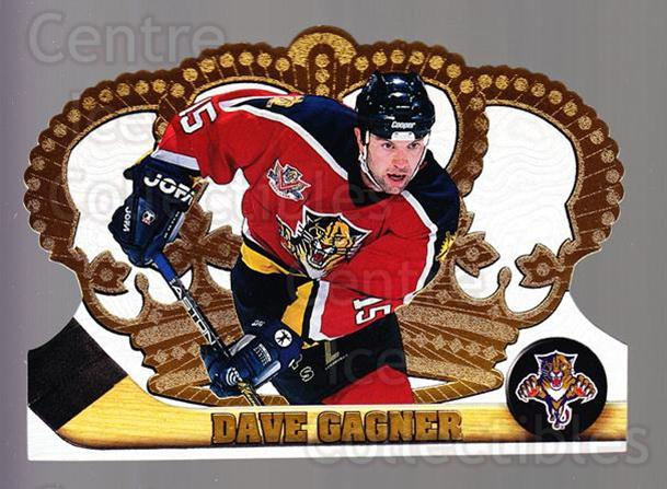 1997-98 Crown Royale #56 Dave Gagner<br/>5 In Stock - $1.00 each - <a href=https://centericecollectibles.foxycart.com/cart?name=1997-98%20Crown%20Royale%20%2356%20Dave%20Gagner...&quantity_max=5&price=$1.00&code=55851 class=foxycart> Buy it now! </a>