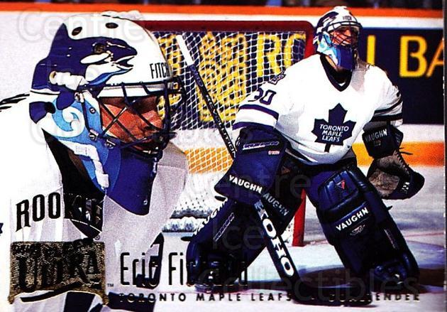 1994-95 Ultra #376 Eric Fichaud<br/>1 In Stock - $1.00 each - <a href=https://centericecollectibles.foxycart.com/cart?name=1994-95%20Ultra%20%23376%20Eric%20Fichaud...&price=$1.00&code=561410 class=foxycart> Buy it now! </a>