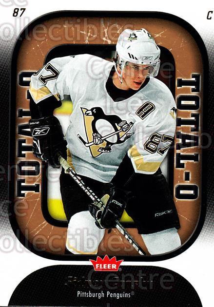 2006-07 Fleer Total O #20 Sidney Crosby<br/>1 In Stock - $5.00 each - <a href=https://centericecollectibles.foxycart.com/cart?name=2006-07%20Fleer%20Total%20O%20%2320%20Sidney%20Crosby...&price=$5.00&code=561482 class=foxycart> Buy it now! </a>