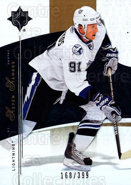 2009-10 UD Ultimate Collection #34 Steven Stamkos<br/>1 In Stock - $5.00 each - <a href=https://centericecollectibles.foxycart.com/cart?name=2009-10%20UD%20Ultimate%20Collection%20%2334%20Steven%20Stamkos...&price=$5.00&code=563289 class=foxycart> Buy it now! </a>