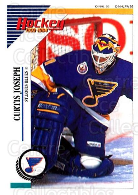 1993-94 Panini Stickers #166 Curtis Joseph<br/>6 In Stock - $1.00 each - <a href=https://centericecollectibles.foxycart.com/cart?name=1993-94%20Panini%20Stickers%20%23166%20Curtis%20Joseph...&quantity_max=6&price=$1.00&code=5634 class=foxycart> Buy it now! </a>