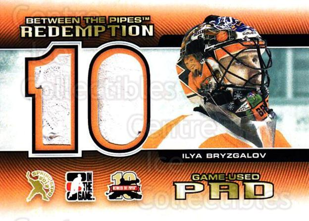 2012 Between The Pipes Spring Expo #51 Ilya Bryzgalov<br/>2 In Stock - $20.00 each - <a href=https://centericecollectibles.foxycart.com/cart?name=2012%20Between%20The%20Pipes%20Spring%20Expo%20%2351%20Ilya%20Bryzgalov...&quantity_max=2&price=$20.00&code=564772 class=foxycart> Buy it now! </a>