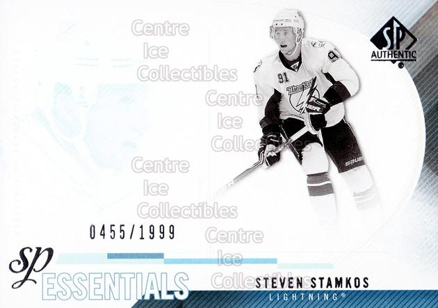 2010-11 Sp Authentic #177 Steven Stamkos<br/>2 In Stock - $3.00 each - <a href=https://centericecollectibles.foxycart.com/cart?name=2010-11%20Sp%20Authentic%20%23177%20Steven%20Stamkos...&price=$3.00&code=566054 class=foxycart> Buy it now! </a>