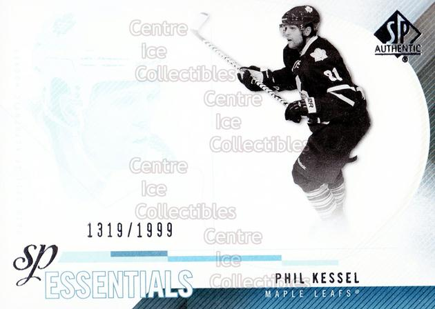 2010-11 Sp Authentic #183 Phil Kessel<br/>1 In Stock - $2.00 each - <a href=https://centericecollectibles.foxycart.com/cart?name=2010-11%20Sp%20Authentic%20%23183%20Phil%20Kessel...&quantity_max=1&price=$2.00&code=566060 class=foxycart> Buy it now! </a>