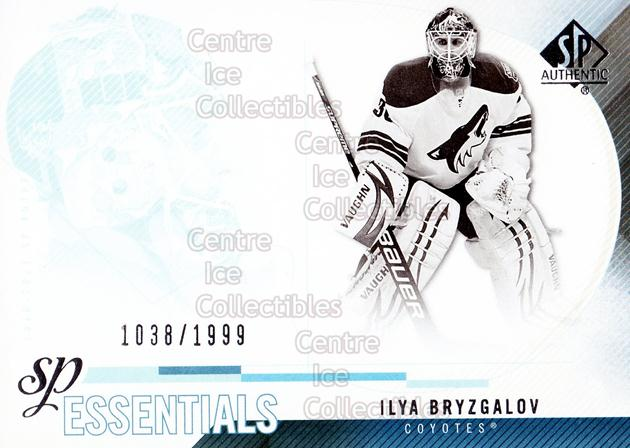 2010-11 Sp Authentic #201 Ilya Bryzgalov<br/>1 In Stock - $2.00 each - <a href=https://centericecollectibles.foxycart.com/cart?name=2010-11%20Sp%20Authentic%20%23201%20Ilya%20Bryzgalov...&quantity_max=1&price=$2.00&code=566078 class=foxycart> Buy it now! </a>