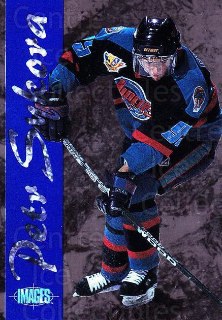 1995 Classic Hockey Images Clear Excitement #11 Petr Sykora<br/>1 In Stock - $5.00 each - <a href=https://centericecollectibles.foxycart.com/cart?name=1995%20Classic%20Hockey%20Images%20Clear%20Excitement%20%2311%20Petr%20Sykora...&quantity_max=1&price=$5.00&code=566245 class=foxycart> Buy it now! </a>