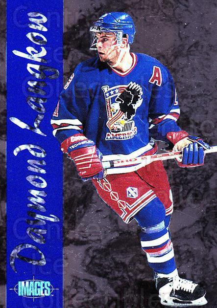 1995 Classic Hockey Images Clear Excitement #12 Daymond Langkow<br/>1 In Stock - $5.00 each - <a href=https://centericecollectibles.foxycart.com/cart?name=1995%20Classic%20Hockey%20Images%20Clear%20Excitement%20%2312%20Daymond%20Langkow...&quantity_max=1&price=$5.00&code=566246 class=foxycart> Buy it now! </a>