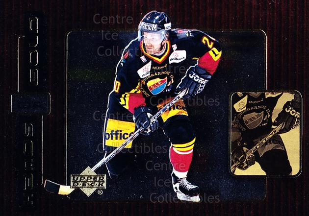 1999-00 Swedish Upper Deck Hands of Gold #4 Per Eklund<br/>1 In Stock - $3.00 each - <a href=https://centericecollectibles.foxycart.com/cart?name=1999-00%20Swedish%20Upper%20Deck%20Hands%20of%20Gold%20%234%20Per%20Eklund...&price=$3.00&code=566306 class=foxycart> Buy it now! </a>