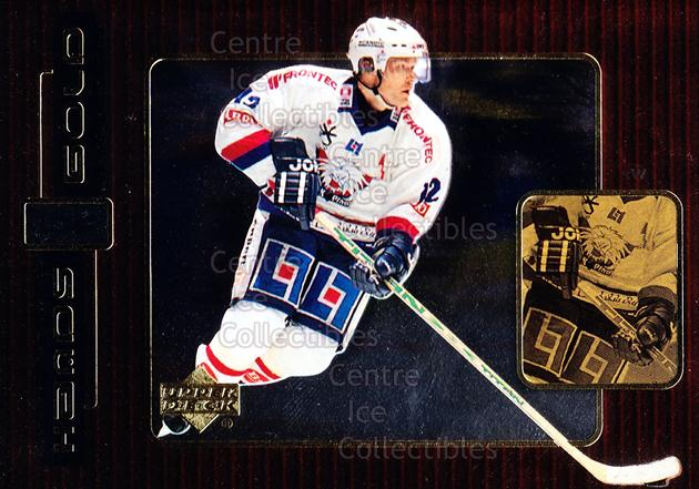 1999-00 Swedish Upper Deck Hands of Gold #9 Ulf Soderstrom<br/>2 In Stock - $3.00 each - <a href=https://centericecollectibles.foxycart.com/cart?name=1999-00%20Swedish%20Upper%20Deck%20Hands%20of%20Gold%20%239%20Ulf%20Soderstrom...&quantity_max=2&price=$3.00&code=566308 class=foxycart> Buy it now! </a>