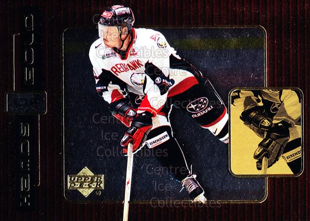 1999-00 Swedish Upper Deck Hands of Gold #11 Marcus Thuresson<br/>2 In Stock - $3.00 each - <a href=https://centericecollectibles.foxycart.com/cart?name=1999-00%20Swedish%20Upper%20Deck%20Hands%20of%20Gold%20%2311%20Marcus%20Thuresso...&quantity_max=2&price=$3.00&code=566309 class=foxycart> Buy it now! </a>