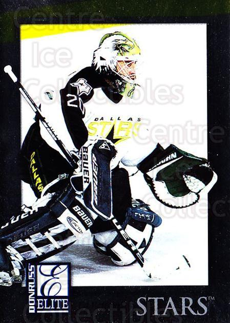 1997-98 Donruss Elite #102 Ed Belfour<br/>3 In Stock - $1.00 each - <a href=https://centericecollectibles.foxycart.com/cart?name=1997-98%20Donruss%20Elite%20%23102%20Ed%20Belfour...&price=$1.00&code=56683 class=foxycart> Buy it now! </a>