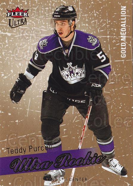 2008-09 Ultra Gold #212 Teddy Purcell<br/>1 In Stock - $5.00 each - <a href=https://centericecollectibles.foxycart.com/cart?name=2008-09%20Ultra%20Gold%20%23212%20Teddy%20Purcell...&quantity_max=1&price=$5.00&code=567102 class=foxycart> Buy it now! </a>