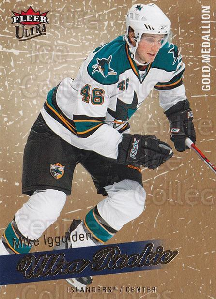 2008-09 Ultra Gold #213 Mike Iggulden<br/>1 In Stock - $5.00 each - <a href=https://centericecollectibles.foxycart.com/cart?name=2008-09%20Ultra%20Gold%20%23213%20Mike%20Iggulden...&quantity_max=1&price=$5.00&code=567103 class=foxycart> Buy it now! </a>