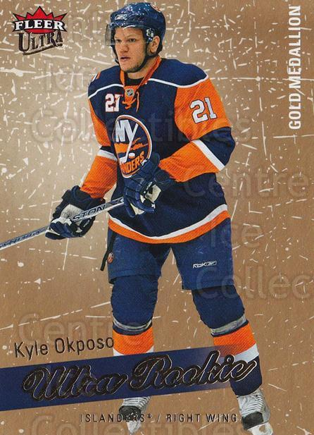 2008-09 Ultra Gold #217 Kyle Okposo<br/>1 In Stock - $5.00 each - <a href=https://centericecollectibles.foxycart.com/cart?name=2008-09%20Ultra%20Gold%20%23217%20Kyle%20Okposo...&quantity_max=1&price=$5.00&code=567107 class=foxycart> Buy it now! </a>