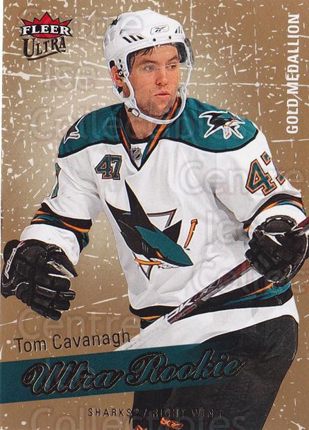 2008-09 Ultra Gold #240 Tom Cavanagh<br/>1 In Stock - $5.00 each - <a href=https://centericecollectibles.foxycart.com/cart?name=2008-09%20Ultra%20Gold%20%23240%20Tom%20Cavanagh...&quantity_max=1&price=$5.00&code=567130 class=foxycart> Buy it now! </a>