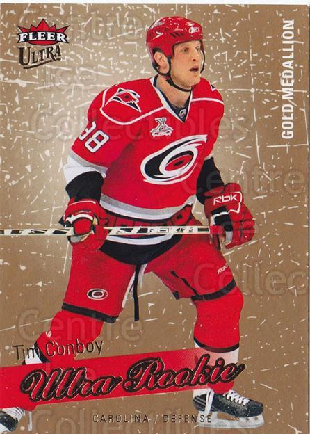 2008-09 Ultra Gold #242 Tim Conboy<br/>1 In Stock - $5.00 each - <a href=https://centericecollectibles.foxycart.com/cart?name=2008-09%20Ultra%20Gold%20%23242%20Tim%20Conboy...&quantity_max=1&price=$5.00&code=567132 class=foxycart> Buy it now! </a>